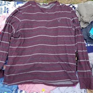 Mens AE long sleeve shirt
